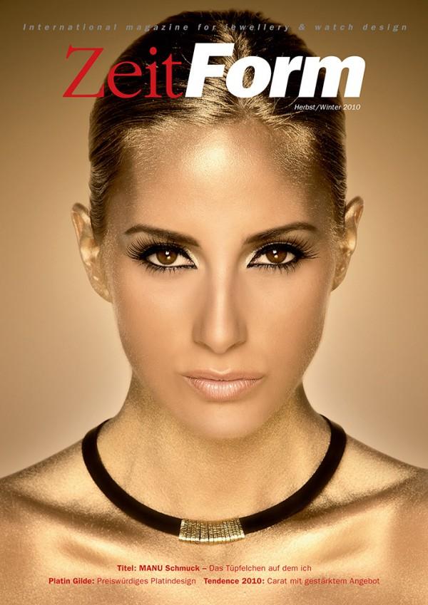 Zeitform Cover 2010